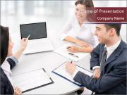 Business people Plantillas de Presentaciones PowerPoint