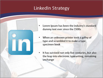 Business people PowerPoint Template - Slide 12