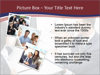 Business people PowerPoint Template - Slide 17