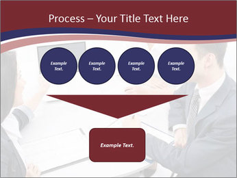 Business people PowerPoint Template - Slide 93