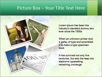 Young girl PowerPoint Template - Slide 23