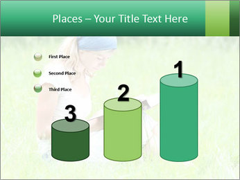 Young girl PowerPoint Template - Slide 65