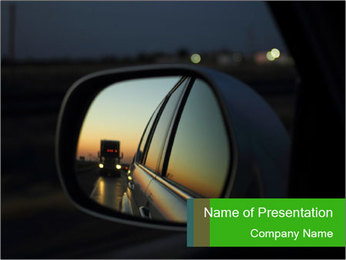 While traveling PowerPoint Template - Slide 1
