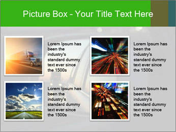 While traveling PowerPoint Template - Slide 14