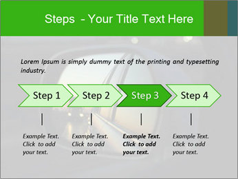 While traveling PowerPoint Template - Slide 4