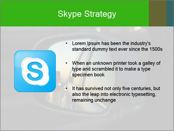 While traveling PowerPoint Template - Slide 8