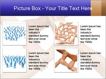 Hand coordination PowerPoint Template - Slide 14