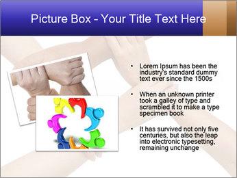 Hand coordination PowerPoint Template - Slide 20