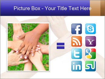 Hand coordination PowerPoint Template - Slide 21