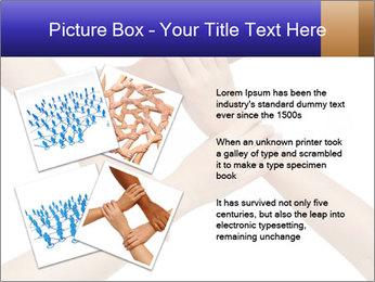 Hand coordination PowerPoint Template - Slide 23