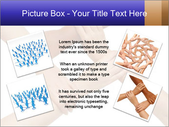 Hand coordination PowerPoint Template - Slide 24