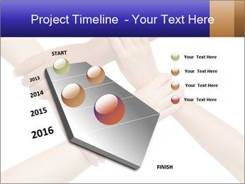 Hand coordination PowerPoint Template - Slide 26