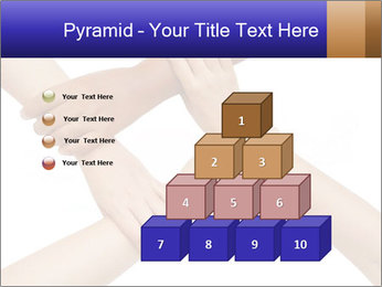 Hand coordination PowerPoint Template - Slide 31