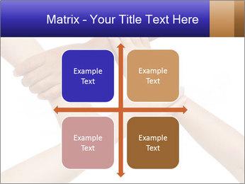 Hand coordination PowerPoint Template - Slide 37
