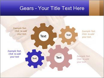 Hand coordination PowerPoint Template - Slide 47