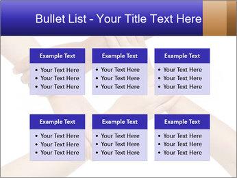 Hand coordination PowerPoint Template - Slide 56