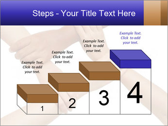 Hand coordination PowerPoint Template - Slide 64