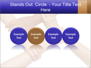 Hand coordination PowerPoint Template - Slide 76