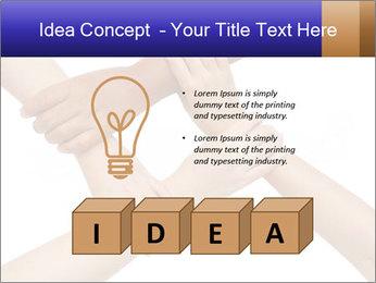 Hand coordination PowerPoint Template - Slide 80