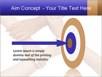 Hand coordination PowerPoint Template - Slide 83