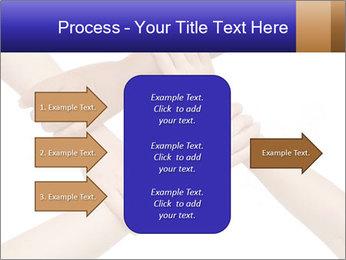 Hand coordination PowerPoint Template - Slide 85