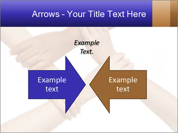 Hand coordination PowerPoint Template - Slide 90