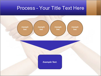 Hand coordination PowerPoint Template - Slide 93