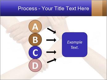 Hand coordination PowerPoint Template - Slide 94