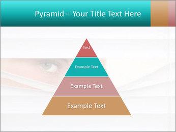Woman peering PowerPoint Templates - Slide 30