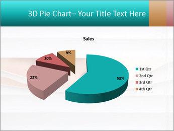 Woman peering PowerPoint Templates - Slide 35