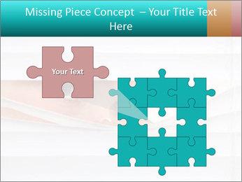 Woman peering PowerPoint Templates - Slide 45