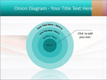 Woman peering PowerPoint Templates - Slide 61