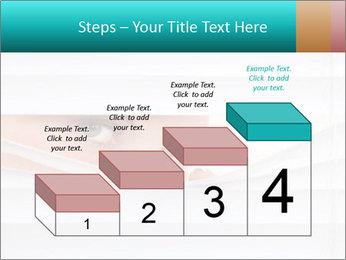 Woman peering PowerPoint Templates - Slide 64