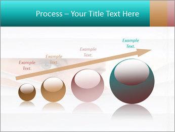 Woman peering PowerPoint Templates - Slide 87