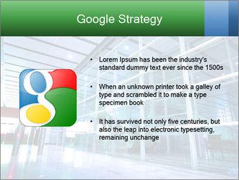 Interior of modern PowerPoint Template - Slide 10