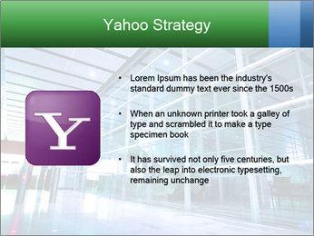 Interior of modern PowerPoint Template - Slide 11