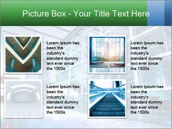 Interior of modern PowerPoint Template - Slide 14