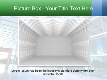 Interior of modern PowerPoint Template - Slide 15