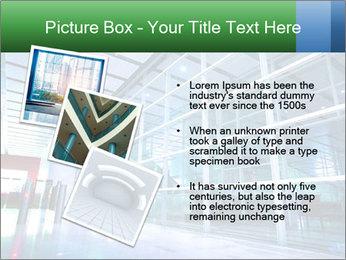 Interior of modern PowerPoint Template - Slide 17