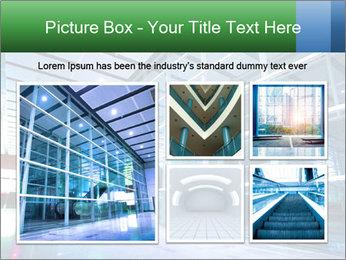 Interior of modern PowerPoint Template - Slide 19
