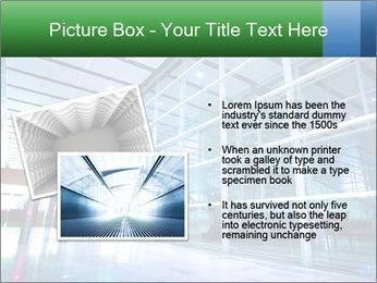 Interior of modern PowerPoint Template - Slide 20