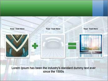 Interior of modern PowerPoint Template - Slide 22