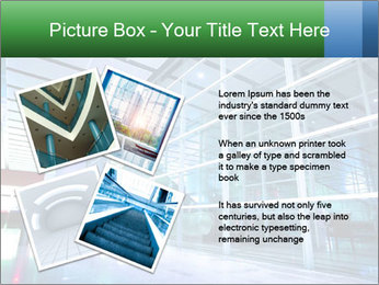 Interior of modern PowerPoint Template - Slide 23