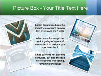 Interior of modern PowerPoint Template - Slide 24