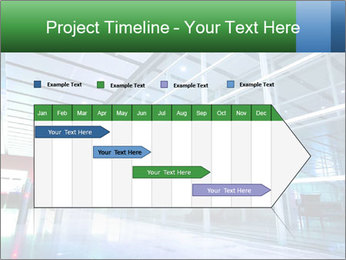 Interior of modern PowerPoint Template - Slide 25