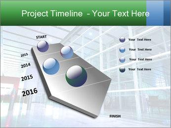 Interior of modern PowerPoint Template - Slide 26