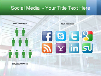 Interior of modern PowerPoint Template - Slide 5