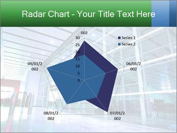 Interior of modern PowerPoint Template - Slide 51