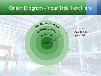 Interior of modern PowerPoint Template - Slide 61