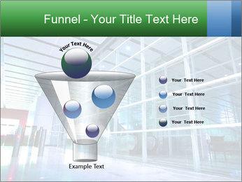 Interior of modern PowerPoint Template - Slide 63